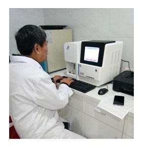 微量元素分析仪装机5